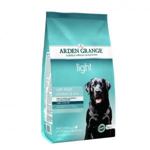 Arden Grange Light Dog Food with Chicken