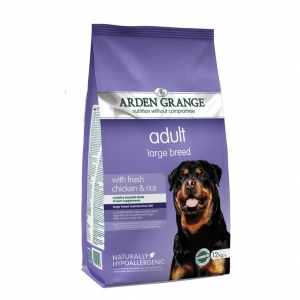 Arden Grange Large Breed Adult Dog Food with Chicken