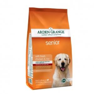 Arden Grange Senior Dog Food with Chicken
