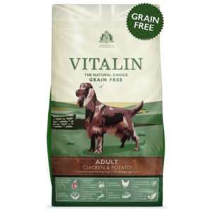 Vitalin Dog Food with Chicken and Potato