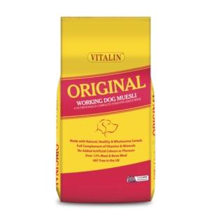 Vitalin Original Muesli for Working Dogs