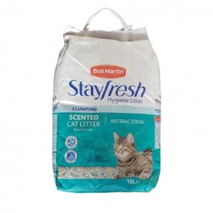 Bob Martin Stay Fresh Clumping Cat Litter 10L