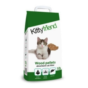 Kittyfriend Wood Pellets Litter