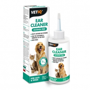 VetIQ Ear Cleaner 100ml