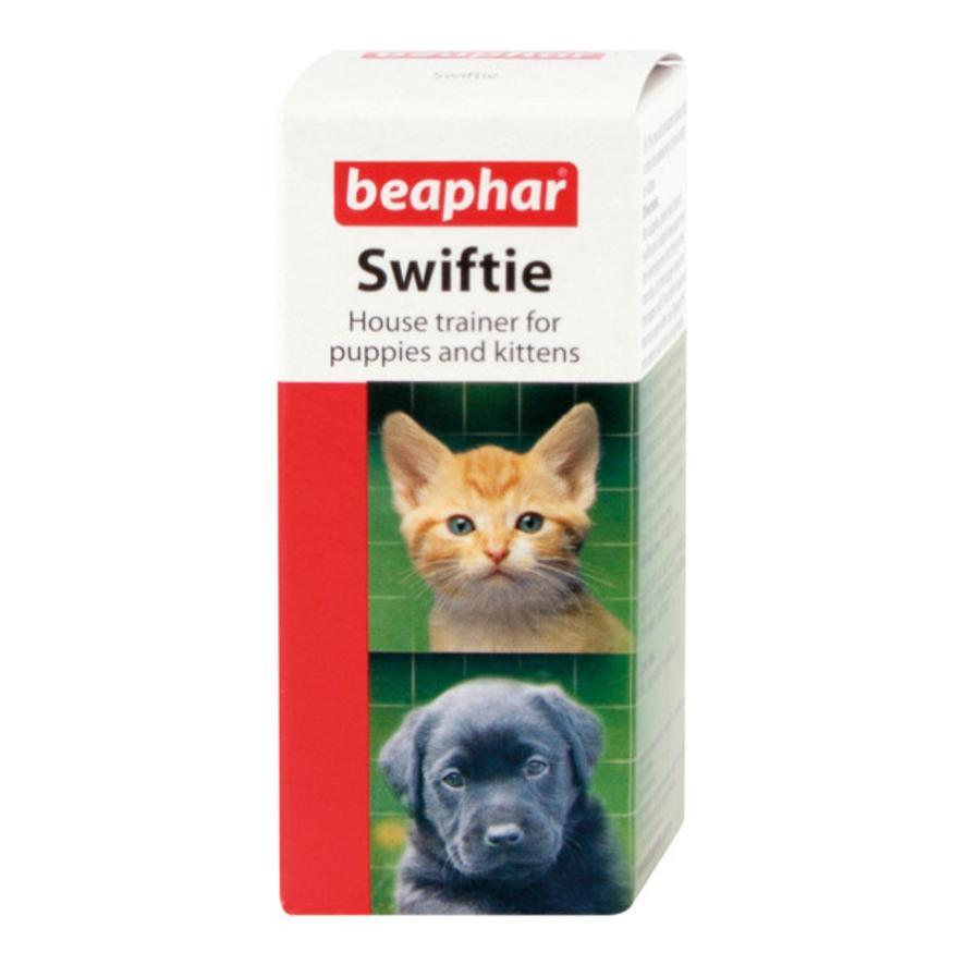 CLEARANCE BEAPHAR Swiftie House Trainer 20ml (SHORT DATED 25.01.21)