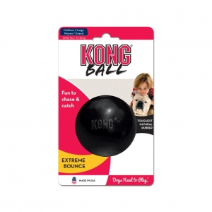 KONG Extreme Ball Black MEDIUM