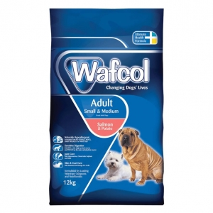 Wafcol Small and Medium Breed Dog Food with Salmon and Potato