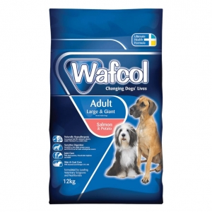 Wafcol Large Breed Dog Food with Salmon and Potato