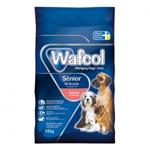 Wafcol Senior Dog Food with Salmon and Potato