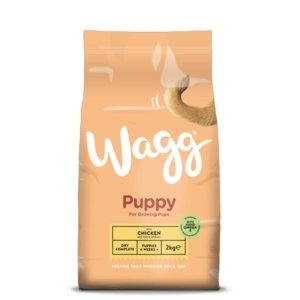Wagg Puppy Food with Chicken