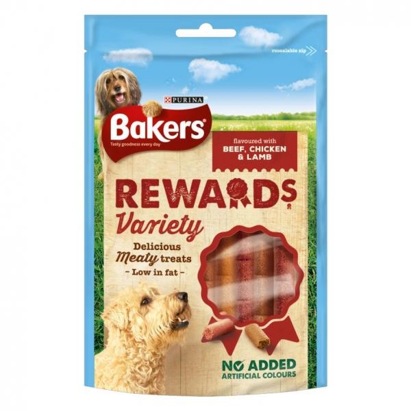 Bakers Rewards Variety Treats 12pk