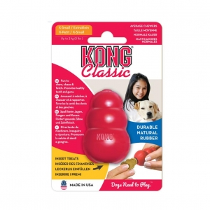 KONG Classic Red XS