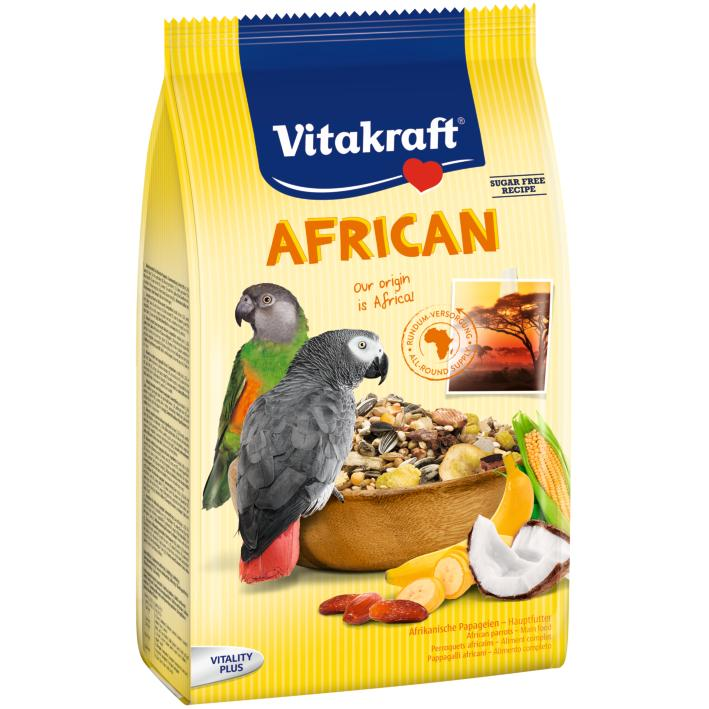 Vitakraft African Parrot Food Large Breed 750gm