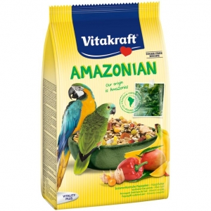 Vitakraft Amazonian Food 750gm