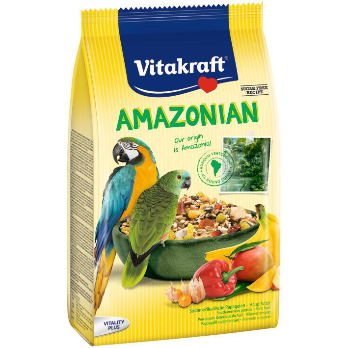 Vitakraft Amazonian Food 750gm