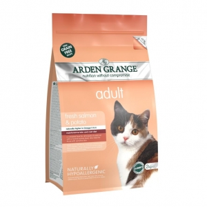 Arden Grange Adult Cat Food with Salmon