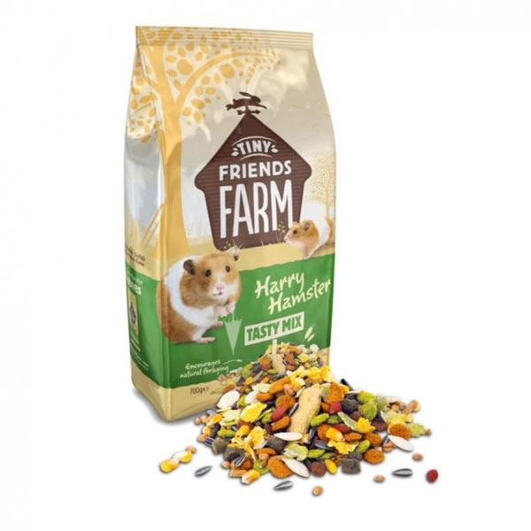 Supreme Harry Hamster Tasty Mix