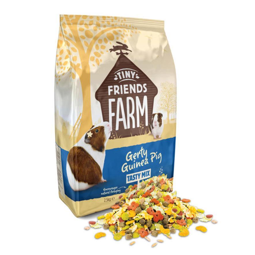 Supreme Gerty Guinea Pig Tasty Mix 5kg