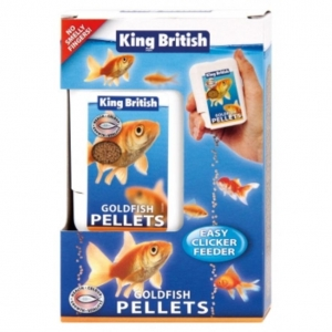 King British Goldfish Pellet Feeder 26g