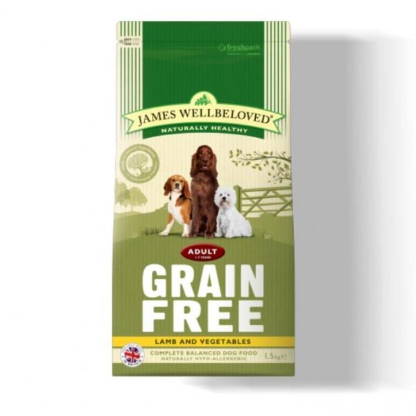 Pp Dog Food Grain Free