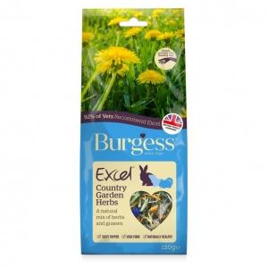 Burgess Excel Country Garden Herbs 120gm