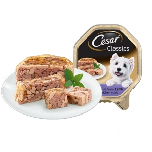Cesar Classics Lamb and Chicken 150gm