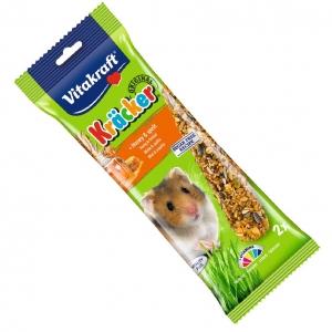 Vitakraft Hamster Kracker Sticks with Honey and Spelt 2pcs
