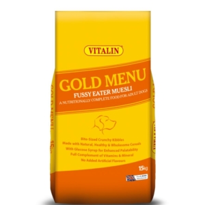 Vitalin Gold Menu Muesli