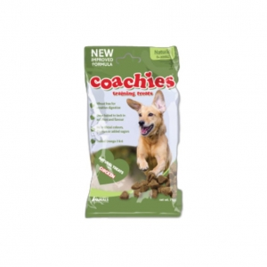 Coachies Training Treats Natural 75gm
