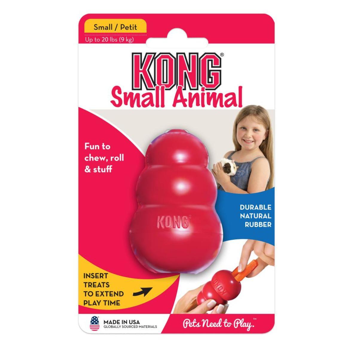 KONG Small Animal 17.5cm