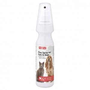 Beaphar Flea Spray for Cats and Dogs 150ml