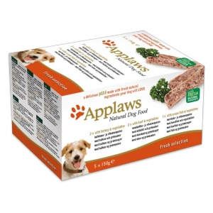 Applaws Fresh Selection Pate Multipack 5 x 150gm