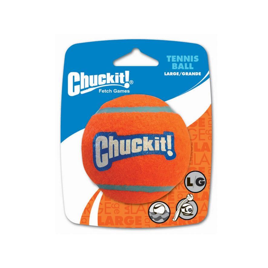 CLEARANCE Chuckit! Tennis Ball Large 7.3cm