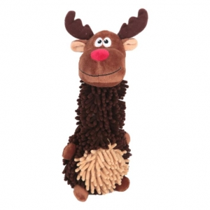 Animate Festive Noodle Toy Reindeer