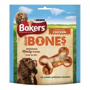 Bakers Mini Bones Chicken 94gm