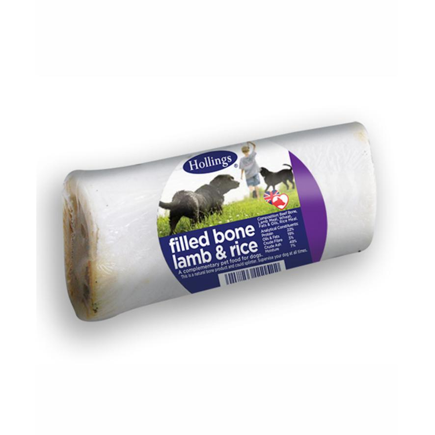 CLEARANCE Hollings Filled Bone Lamb and Rice Filling 1pc