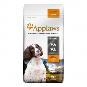 Applaws Dog Food with Chicken