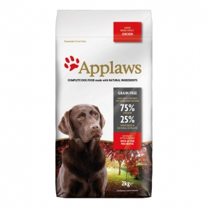 Applaws Dog Food Large Breed with Chicken (Grain Free)