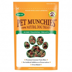 Pet Munchies Sushi Training Treats 50gm