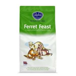 Alpha Ferret Feast