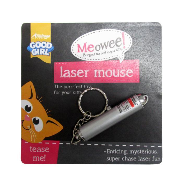 Good Girl Meowee Laser Mouse