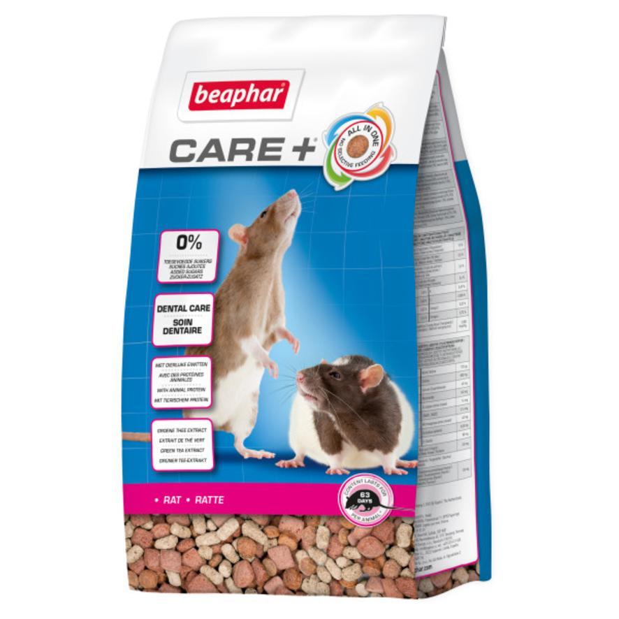 BEAPHAR Care + Rat Food