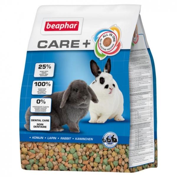 Beaphar Care + Rabbit Food 1.5kg