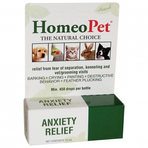 Homeopet Anxiety Relief Drops 15ml