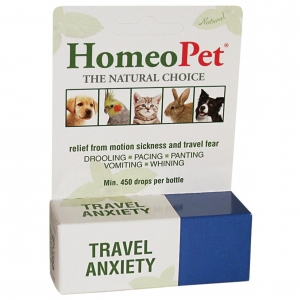Homeopet Travel Anxiety Drops