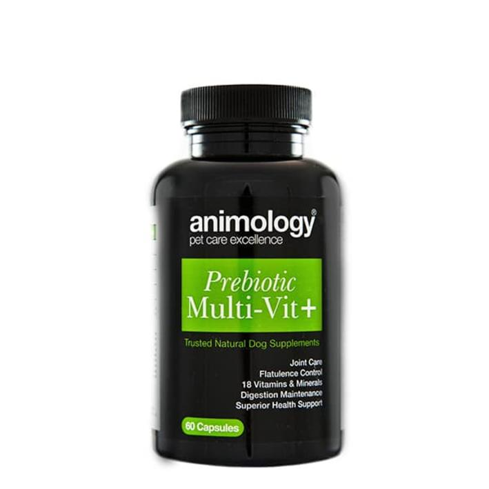 Animology Prebiotic Multi Vit Capsules 60pcs