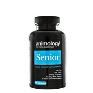 Animology Senior Capsules 60pcs