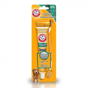 Arm and Hammer Toothpaste and Brush Set