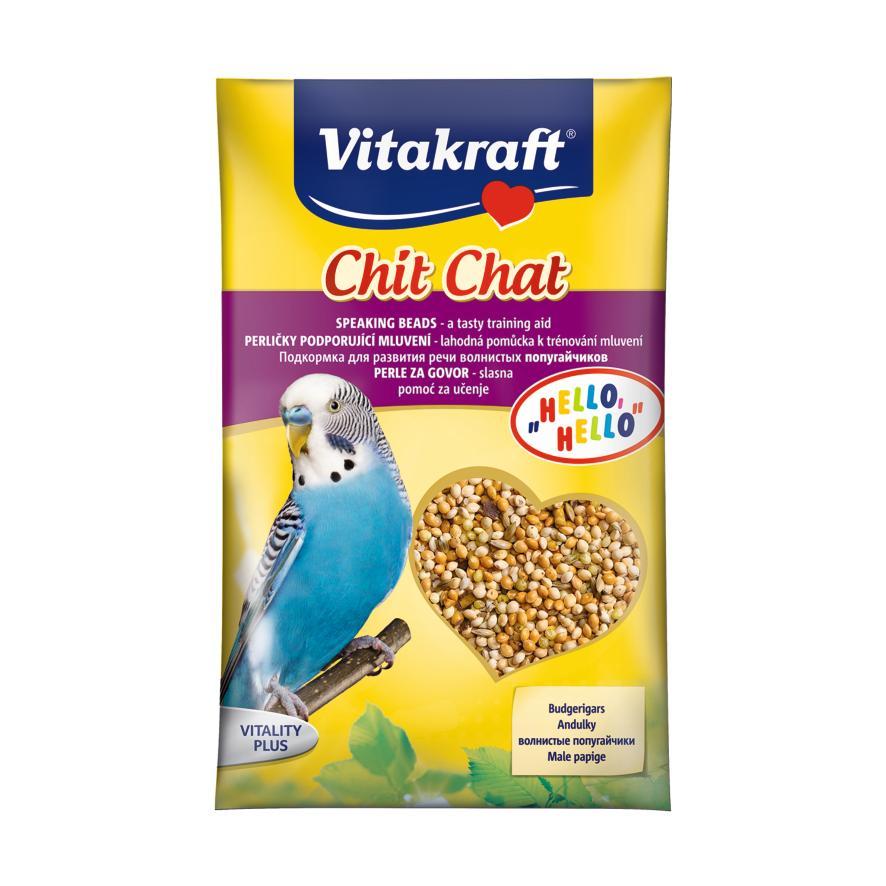 Vitakraft Chit Chat Speaking Beads 20gm