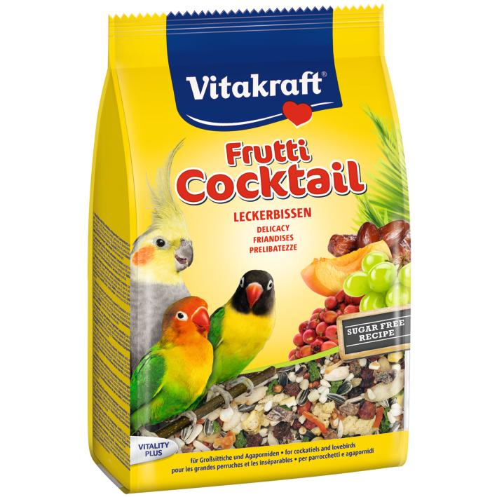 Vitakraft Cockatiel Frutti Cocktail 250gm